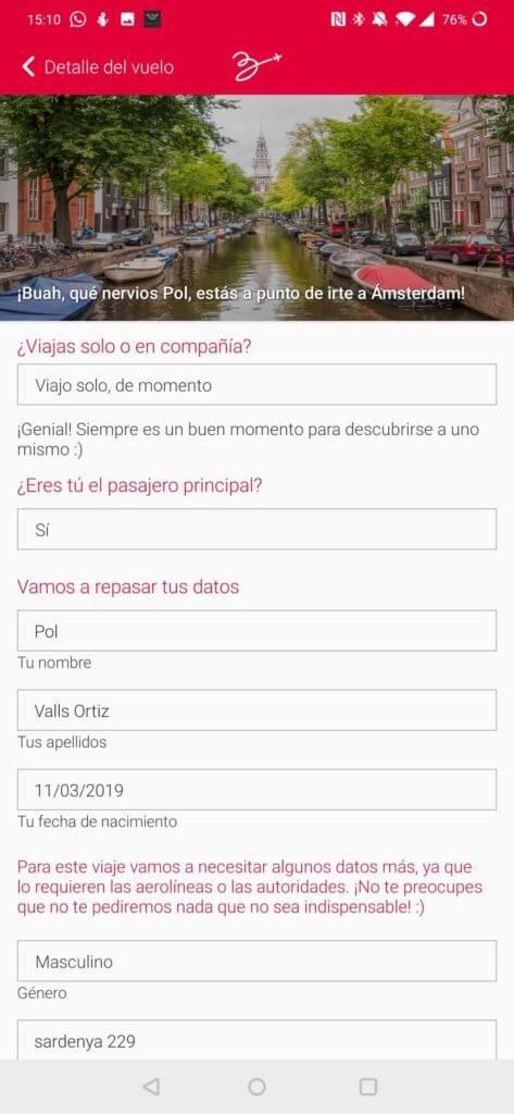 interfaz plan b app