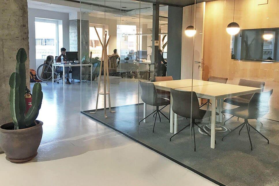 Oficinas en Barcelona Sardenya, 229