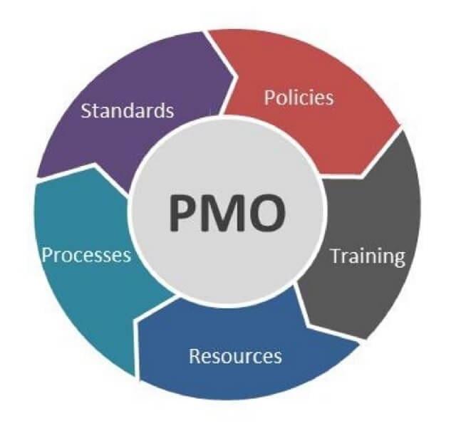 Desarrollo app en la oficina de proyectos PMO