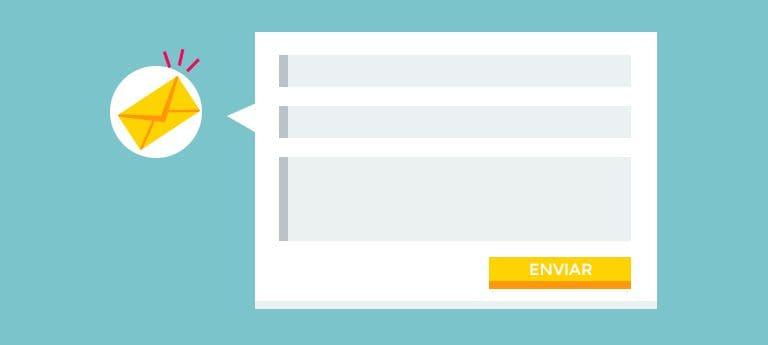 diseño de formulario web correcto