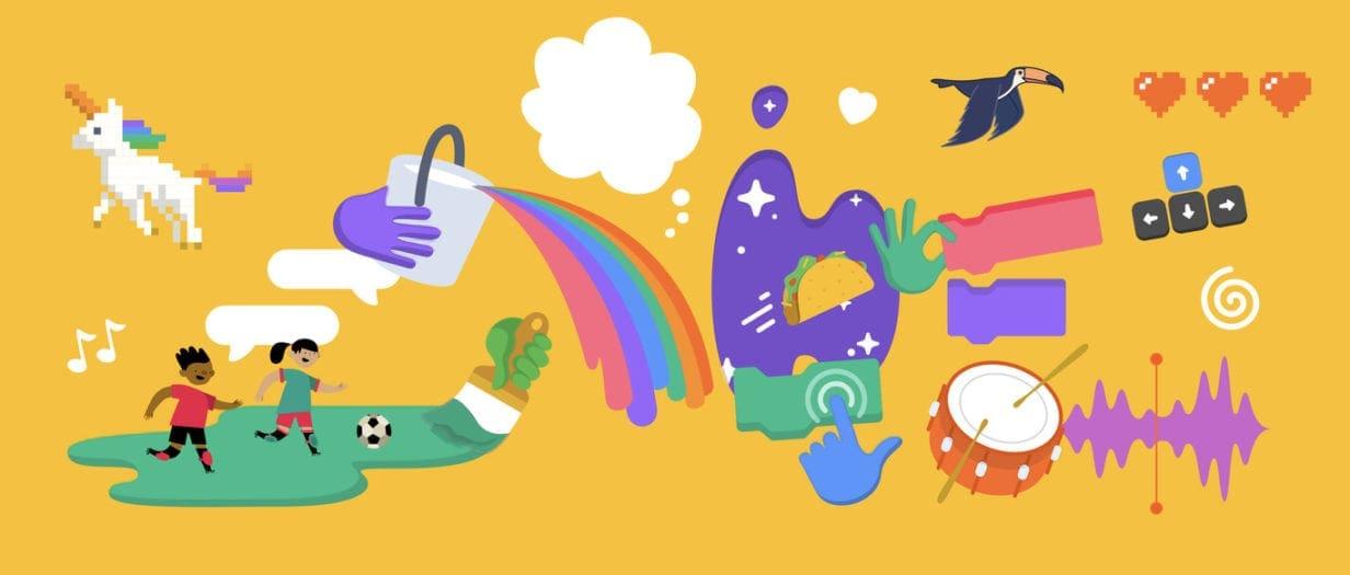 desarrollo web para niños